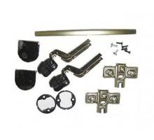 Комплект фурнитуры для стеклянной двери В.КФ-1 (ф-ра В.С-2)