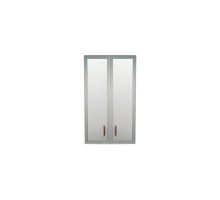 Двери стеклянные К-981 матовый (кронберг) К-981.СР.Ф