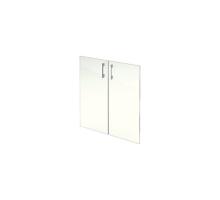 Комплект стеклянных дверей А-302.С.Ф