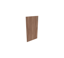 Дверь из ЛДСП к узкому стеллажу В-861