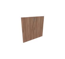 Двери из ЛДСП к широким стеллажам (2 штуки) В-862